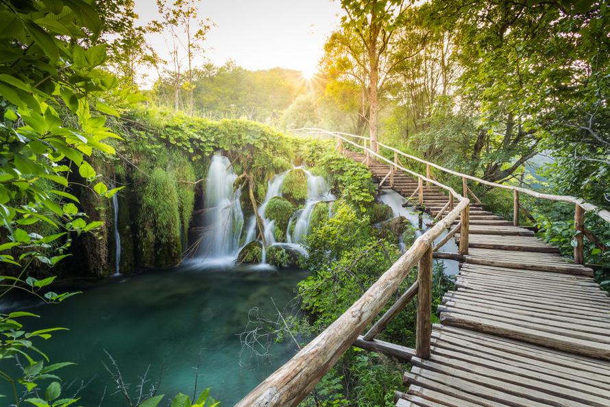 UNESCO Croatia: Plitvice
