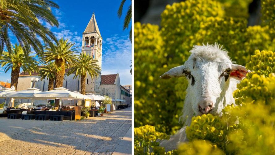 UNESCO sites in Croatia - Trogir & Hvar