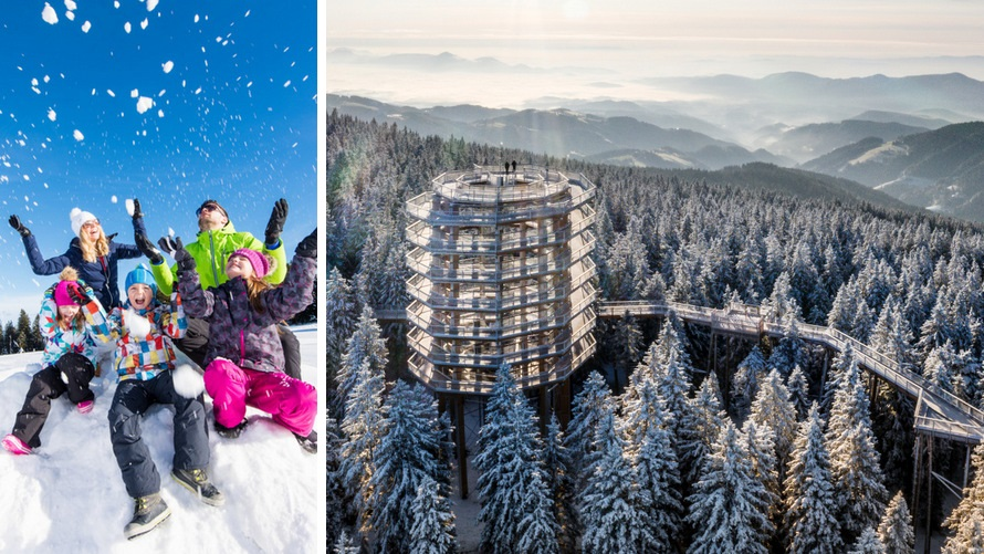 Winter Holidays in Slovenia