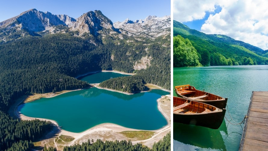 National Parks in Montenegro: Durmitor & Biogradska Gora