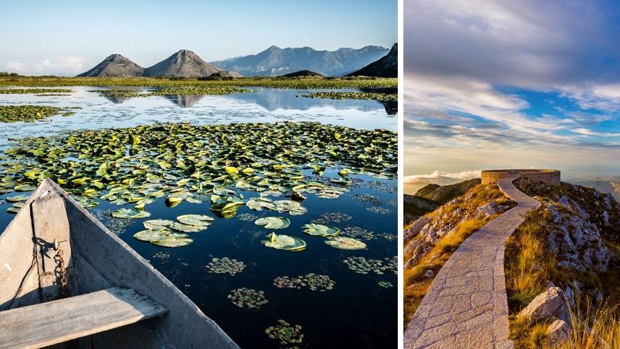 National Parks in Montenegro - Lovcen & Skadar