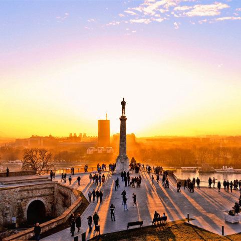 Balkan capitals - Belgrade, Serbia