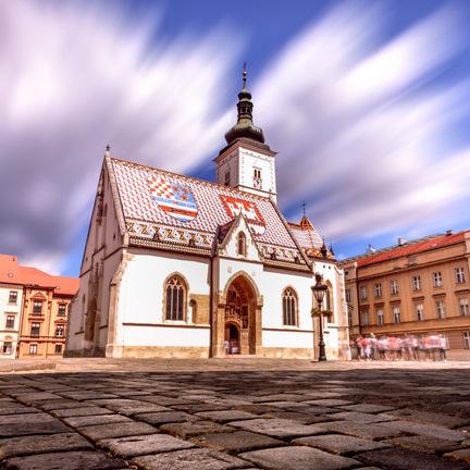 Zagreb - Capital of Croatia