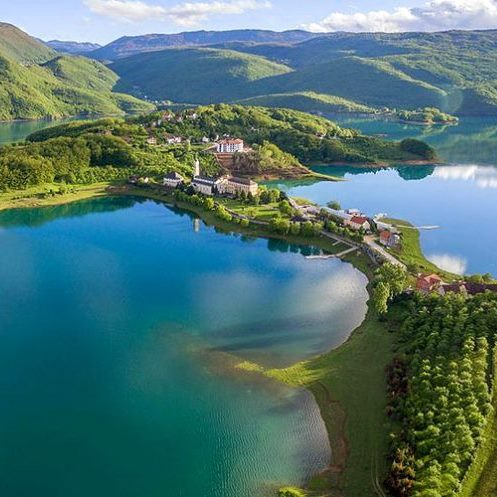 best lakes to visit in the balkans - ramsko