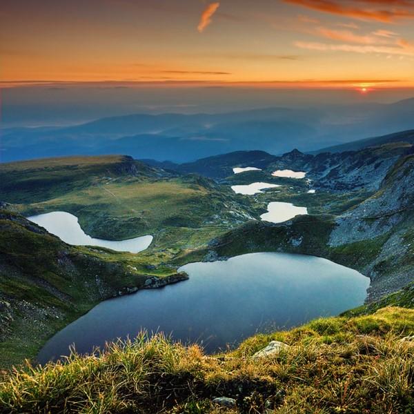 Seven Rila Lakes - Balkans