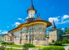 Sucevița monastery, Bulgaria