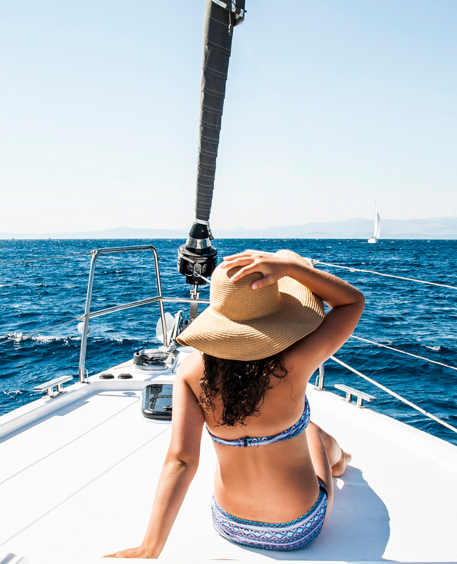 alquilar un velero en Croacia