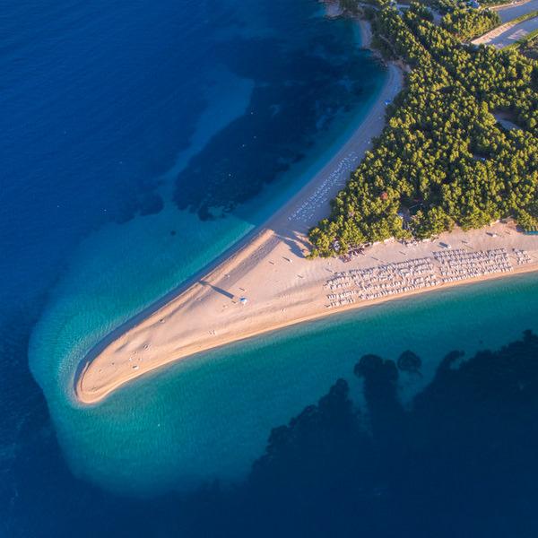 best dalmatian islands to visit - bol brac