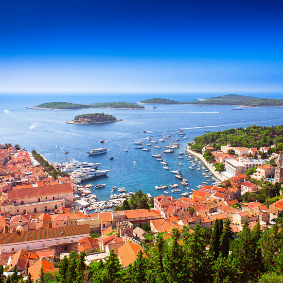 Best Dalmatian islands to visit - Hvar