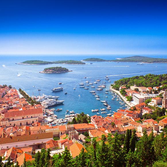 Best Dalmatian islands to visit - Hvar