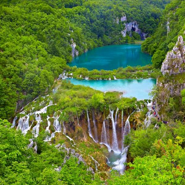 best lakes to visit in the balkans - plitvice