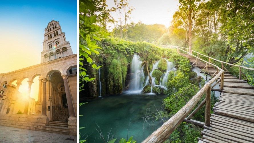 Split & Plitvice - Visit Croatia