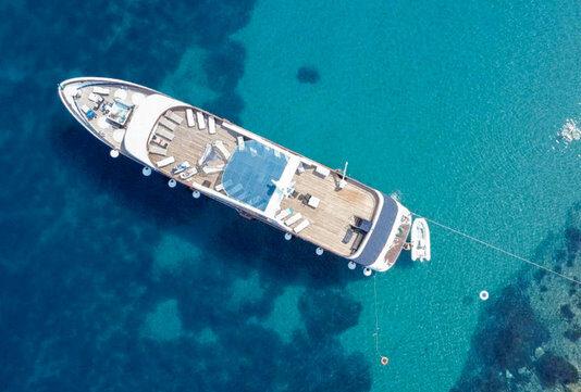 Small Ship Cruises in Croatia