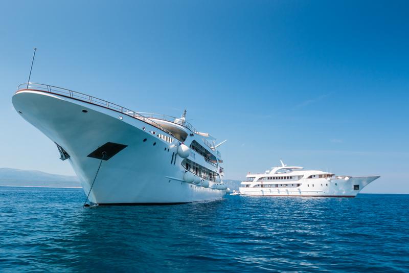 Cruises from Split