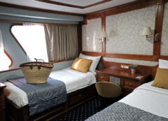 Greek luxury ship - double cabin