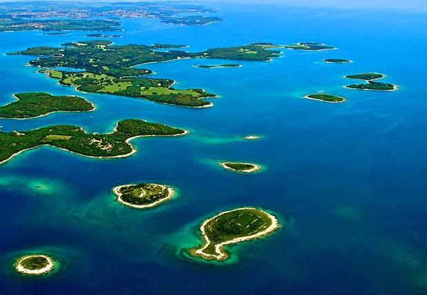 Briuni National Park - Istria