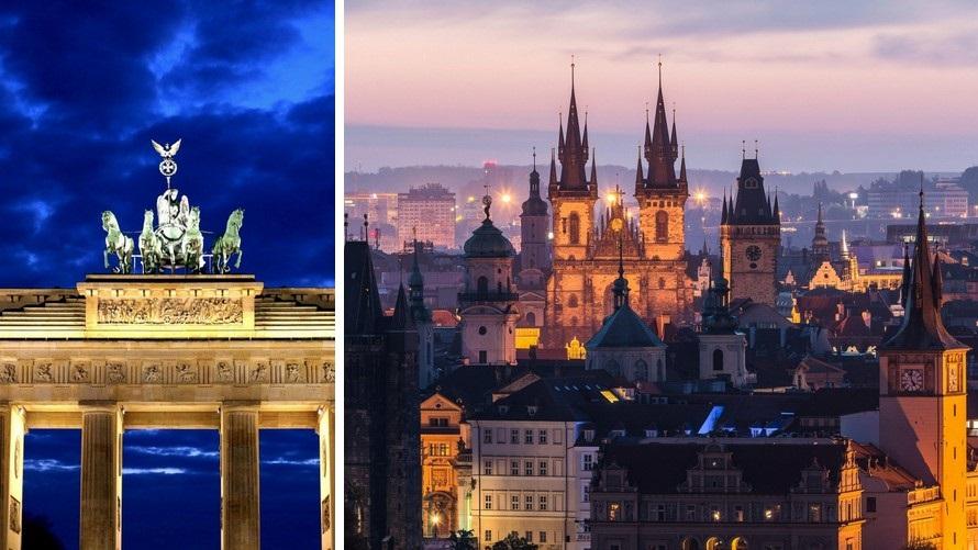 tour europeo - berlin - prague