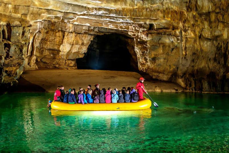 Caves in Slovenia - Krizna
