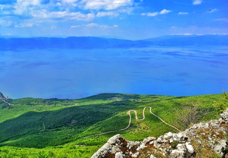 Galicica national Park - North Macedonia