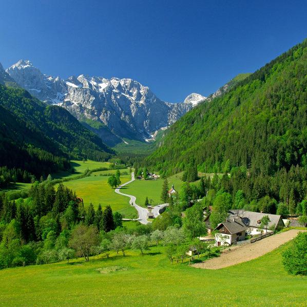 Visit Slovenia - Logarska valley