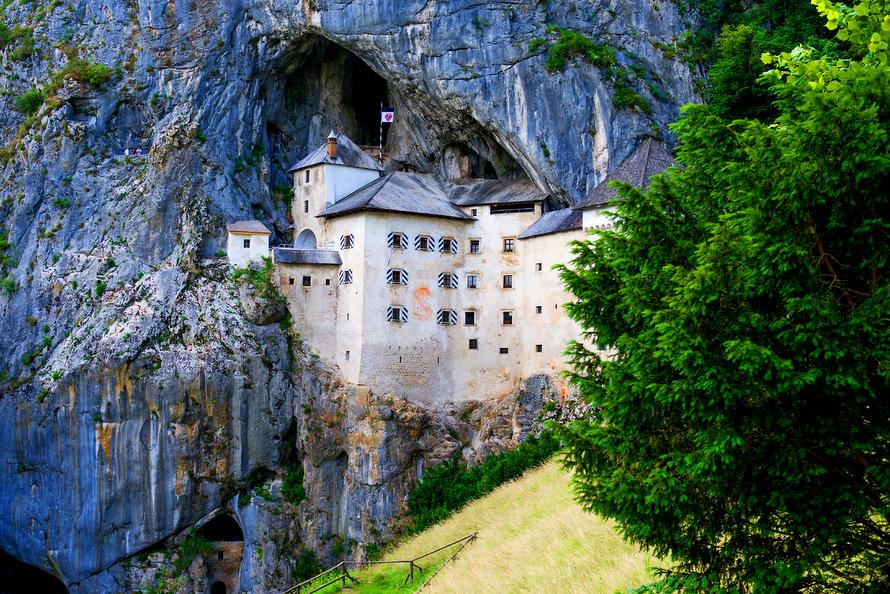 Predjama Castle & Cave