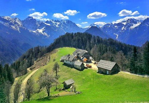 Solcava panoramic road - Slovenia