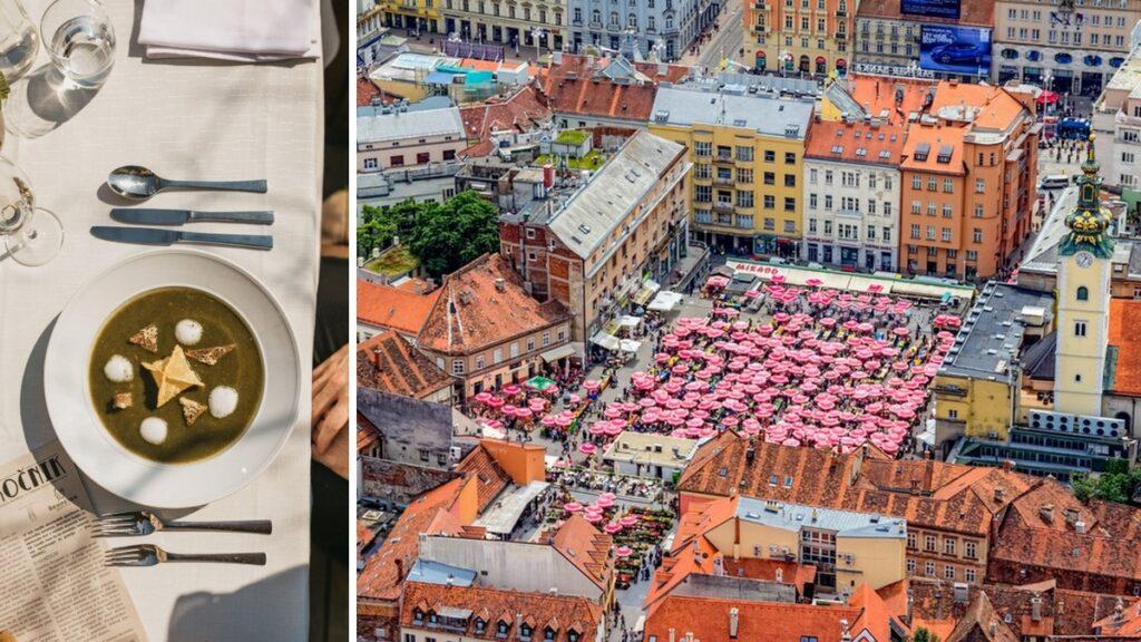 Tour gastronómico por Croacia - zAGREB