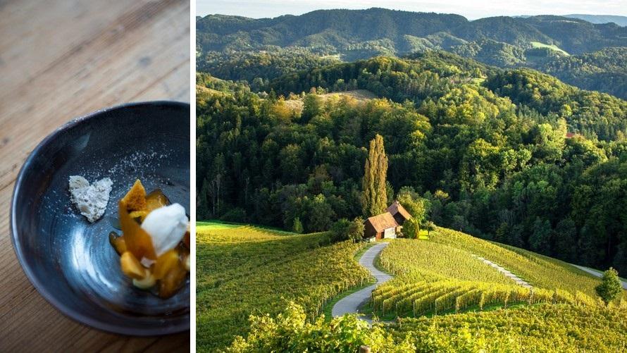ristoranti Michelin - slovenia