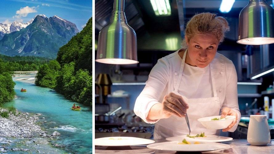 ristoranti Michelin - slovenia, ana roš