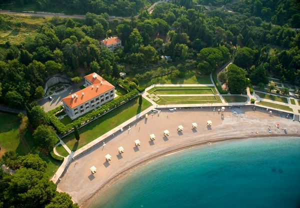 Vila of Josip Broz Tito in Montenegro