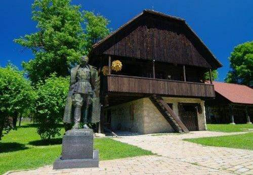 Kumrovec, birth place of Josip Broz Tito