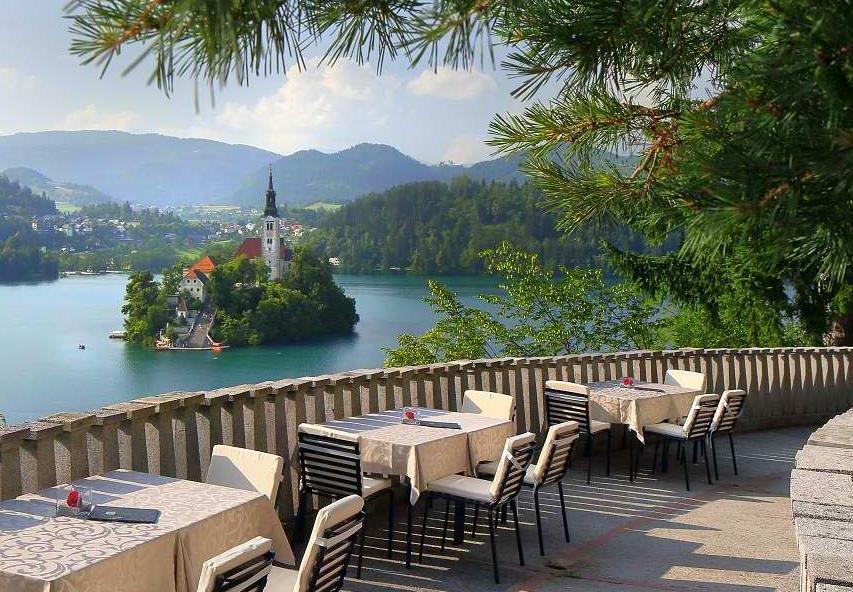 Vila Bled, Slovenia